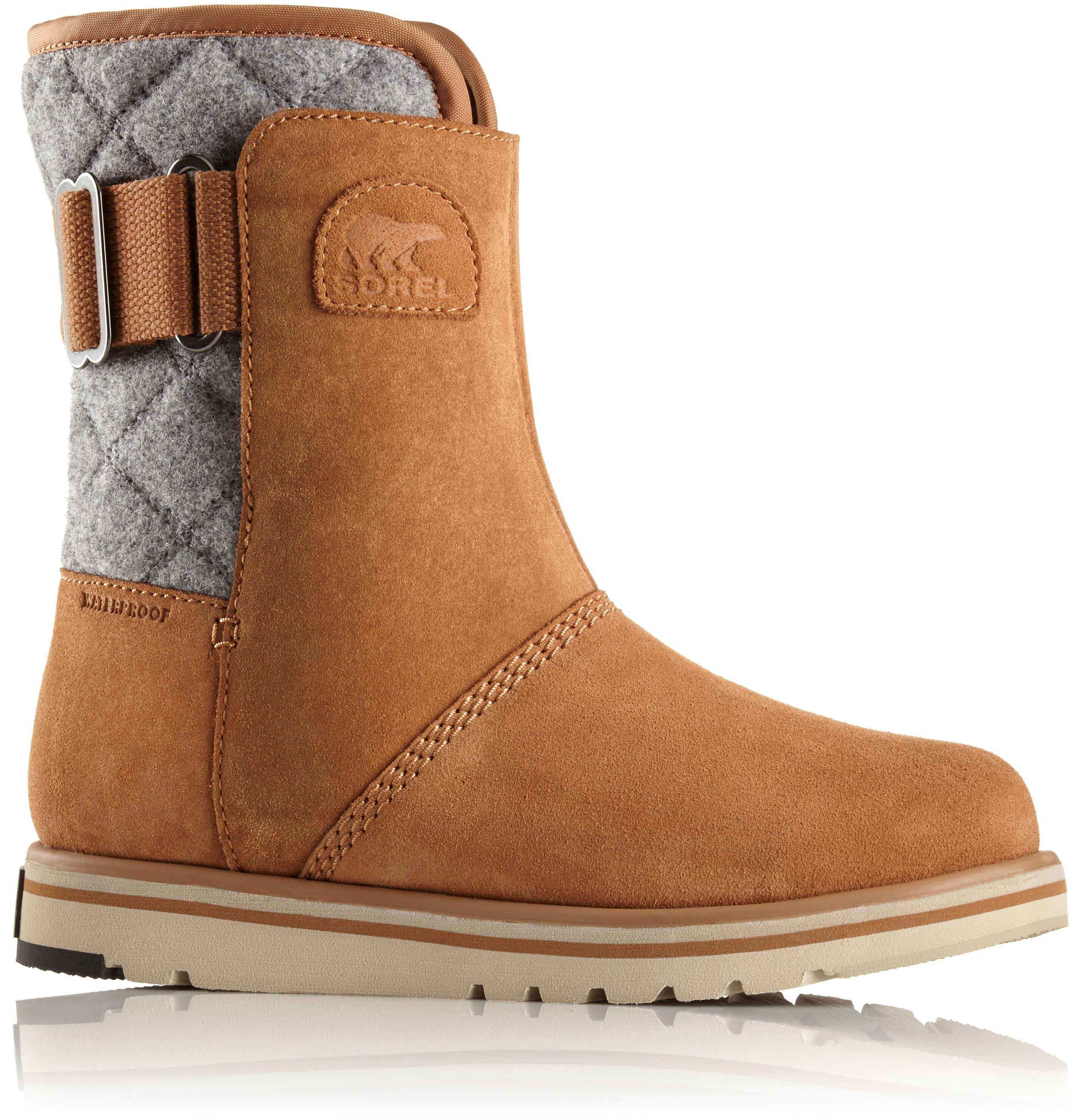 separation shoes dc090 eb73a Sorel Rylee - Bottes Femme - marron